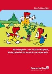Elternratgeber – der nützliche Ratgeber ... - Deutscher Ring