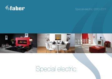 Brochure Faber Elektrisch - UwKachel