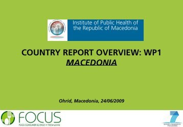 Macedonia - Focus-Balkans