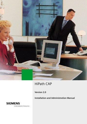 HiPath CAP