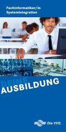 AUSBILDUNG DEINE - Versorgungs- und Verkehrsgesellschaft ...