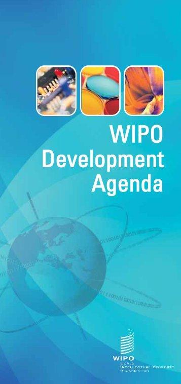 WIPO Development Agenda