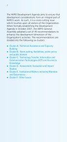 WIPO Development Agenda - Page 2