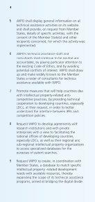 WIPO Development Agenda - Page 4
