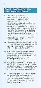 WIPO Development Agenda - Page 6