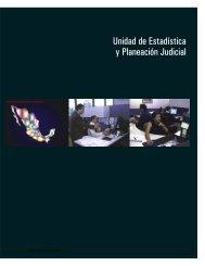 Unidad de Estadística y Planeación Judicial - Suprema Corte de ...
