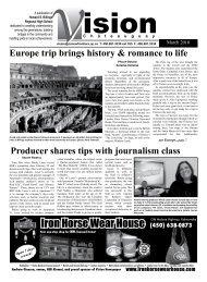 Iron Horse Wear House - Howard S. Billings Regional High School