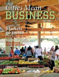 Cities Mean Business magazine - Municipal Association of South ...