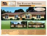 The Rancho Bonanza Exterior - Palm Harbor Homes