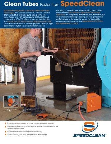 Speedclean Tube Cleaner MSDS Sheet - Target Sales