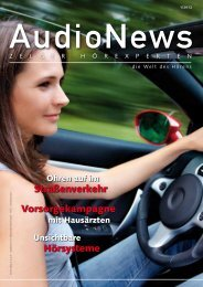 AudioNews 1/2012 - Zelger