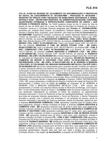FLS. 014 - Maringá