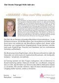 « DEMENZ – Was nun? Wie weiter? » - Schweizerische ... - Seite 2