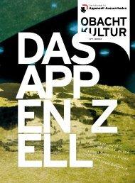 N°7 | 2010/2 Das Kulturblatt für - Appenzell Ausserrhoden