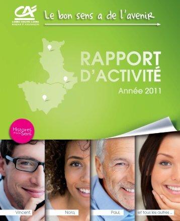 Vincent, Nora, Paul, et tous les autres ... - Crédit Agricole Loire ...
