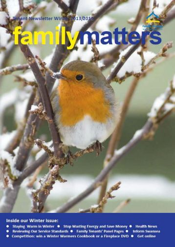 to view the latest Tenants' Newsletter - Family Housing Association ...