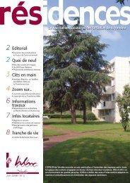 Résidences n°2.pdf - Vendée Habitat