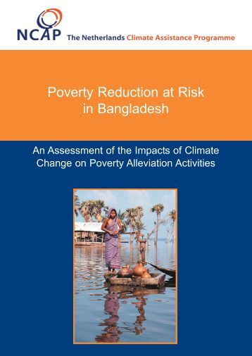 Poverty Reduction at Risk in Bangladesh - NCAP