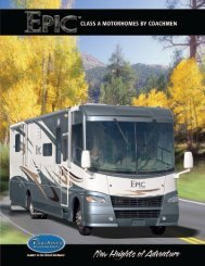 2007 Epic Brochure - Rvguidebook.com