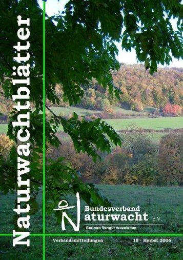 2006 - Bundesverband Naturwacht eV