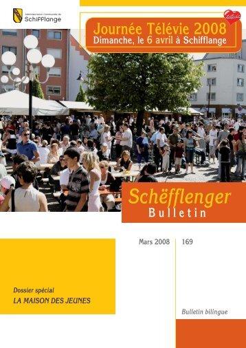 Schëfflenger Bulletin - Schifflange.lu