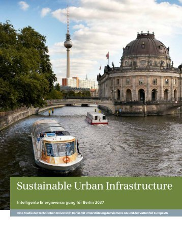 Sustainable Urban Infrastructure