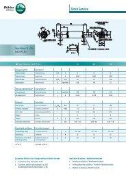 Stock Service - Bühler Motor