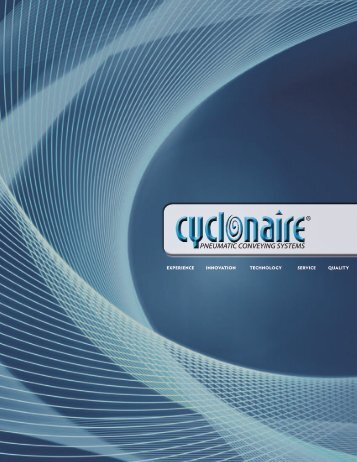 Corporate Brochure - Cyclonaire