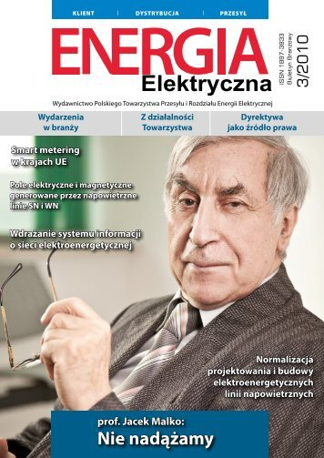numer 3/2010 - E-elektryczna.pl