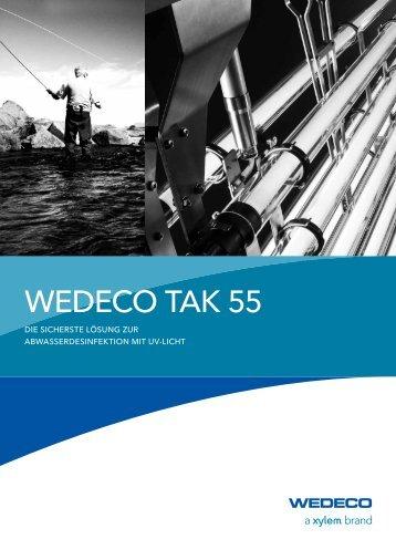 Broschüre TAK - Water Solutions