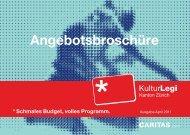 110329_Angebotsbroschüre 1-11.indd - KulturLegi