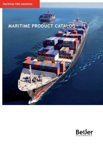 MARITIME PRODUCT CATALOG - NO access