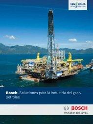 Gas y Petróleo - Bosch Argentina