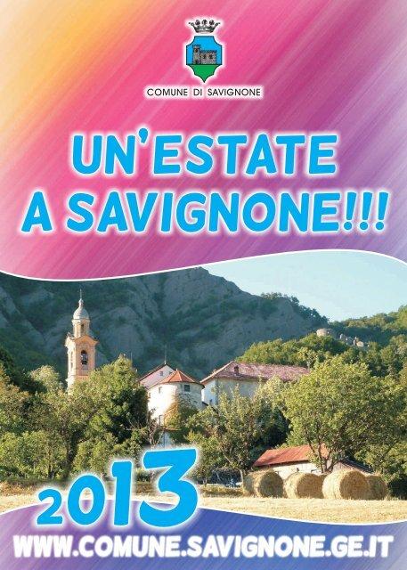 Calendario Titti Bianchi.Scarica Il Calendario Delle Manifestazioni Estate 2013