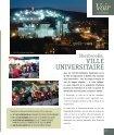Brochure institutionnelle - Université de Sherbrooke - Page 7