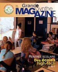 Magazine de septembre - Ville de Grande-Synthe