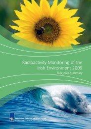 Executive Summary - Radiological Protection Institute of Ireland