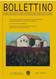 Aprile 2002 (pdf - 3.1 MB) - Ordine Provinciale dei Medici Chirurghi ...