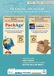 Download Conclave Brochure - PackPlus South