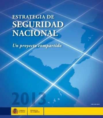 Estrategia de Seguridad Nacional - La Moncloa