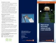 The Expertise of our People • We have a ... - Osram Sylvania