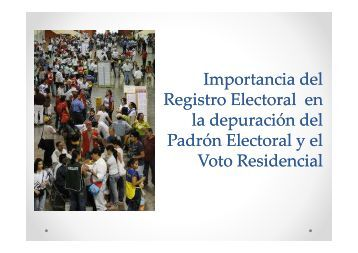 Registro Depuracion.pdf - Tribunal Supremo Electoral