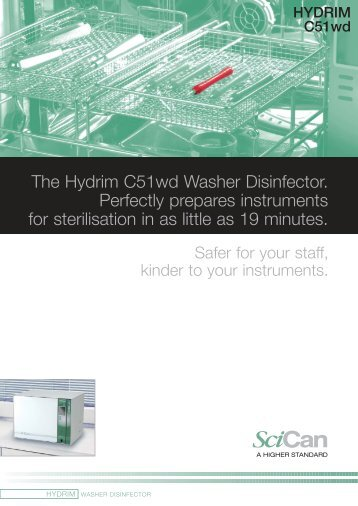 Hydrim C51_english - Scican.uk.com