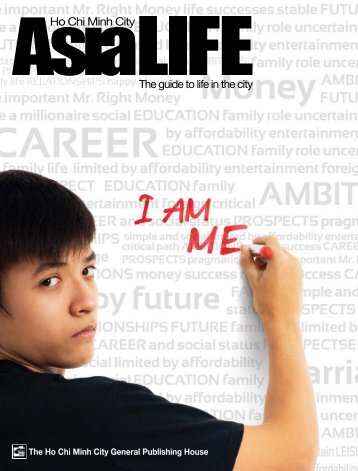 Brett Davis - AsiaLIFE Magazine