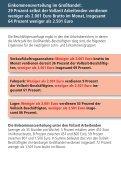 Broschüre zur Einkommenssituation im Hamburger Großhandel - Seite 6
