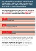Broschüre zur Einkommenssituation im Hamburger Großhandel - Seite 7
