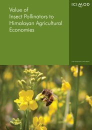 Value of Insect Pollinators to Himalayan Agricultural Economies