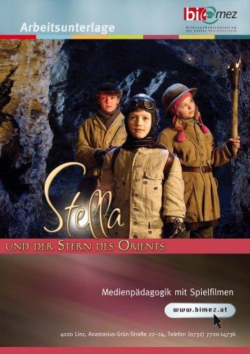 """Arbeitsunterlage """"Stella und der Stern des Orients"""""""