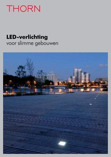 LED-verlichting voor slimme gebouwen - THORN Lighting