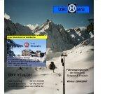 Das Fahrtenprogramm 2006/2007 als .pdf-Datei zum ... - USC Mainz